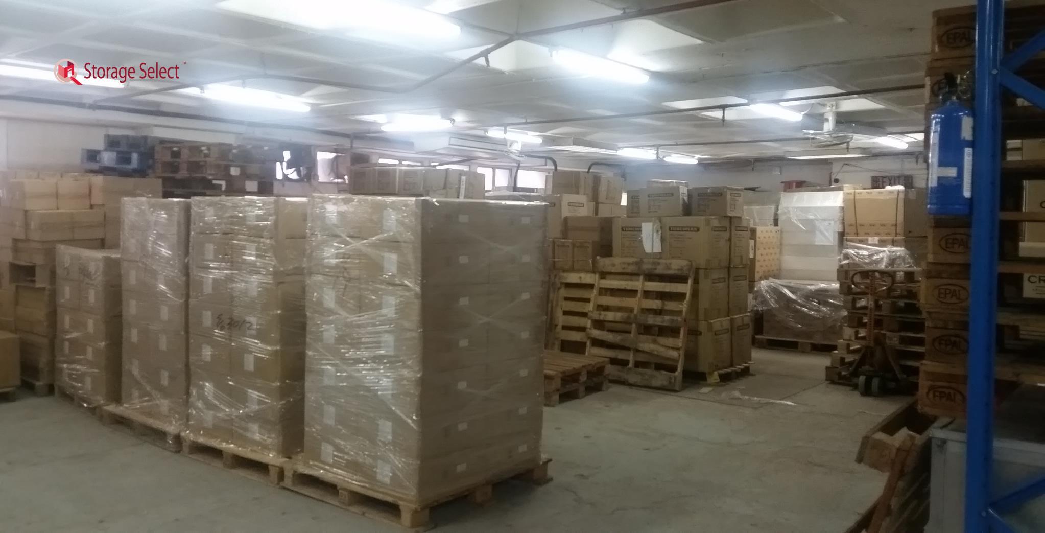 駿宏物流倉庫 特設冷凍倉及超大物流倉